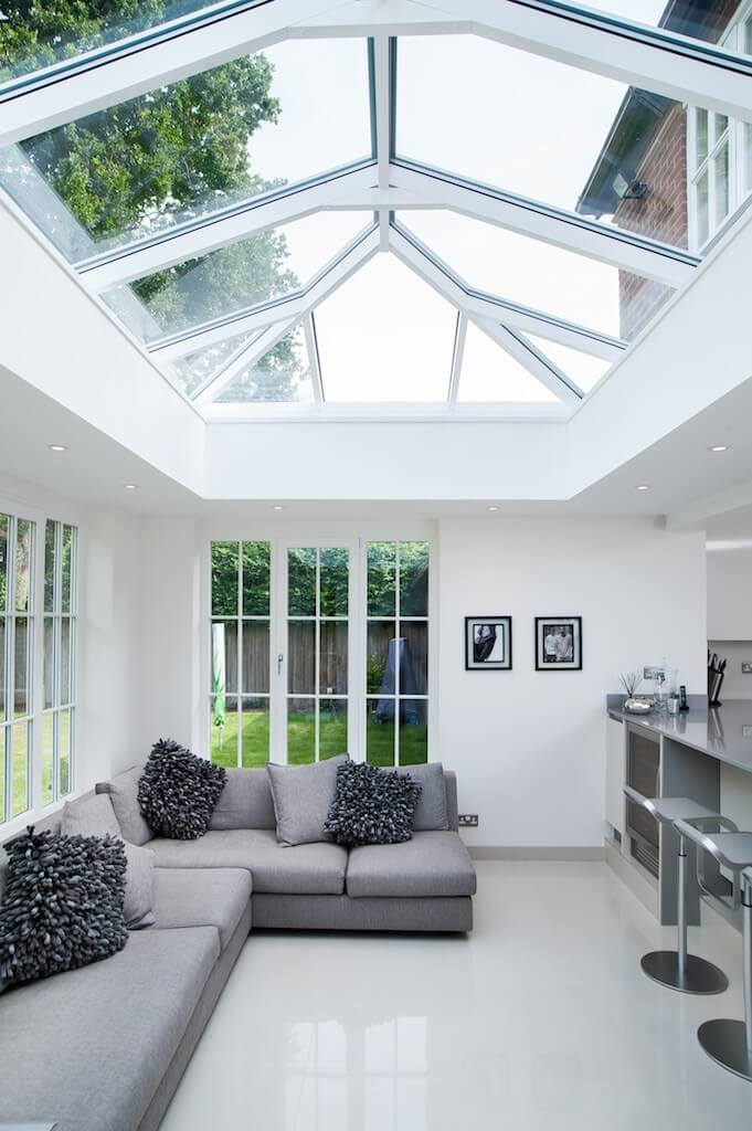 Glass Roof Lanterns | Glazed Roofs | Roof Lights