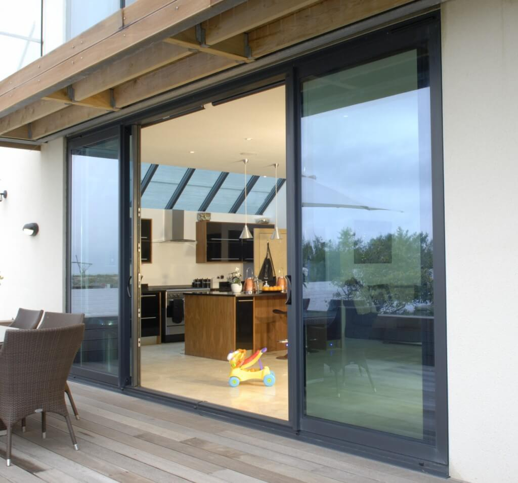 Beautifully Designed Bi Folding Doors