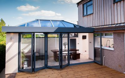 How safe and secure are bi-folding doors?