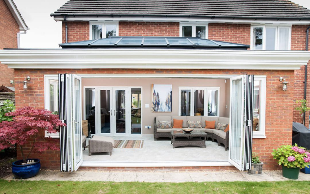 5 benefits of installing bi-folding doors in your house