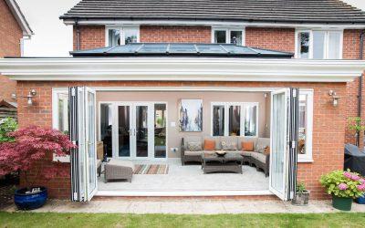 5 benefits of installing bi-folding doors in your house