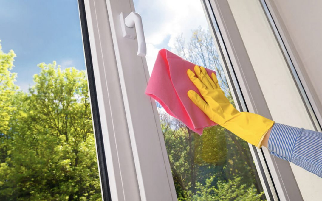 How to clean and maintain bi-fold doors