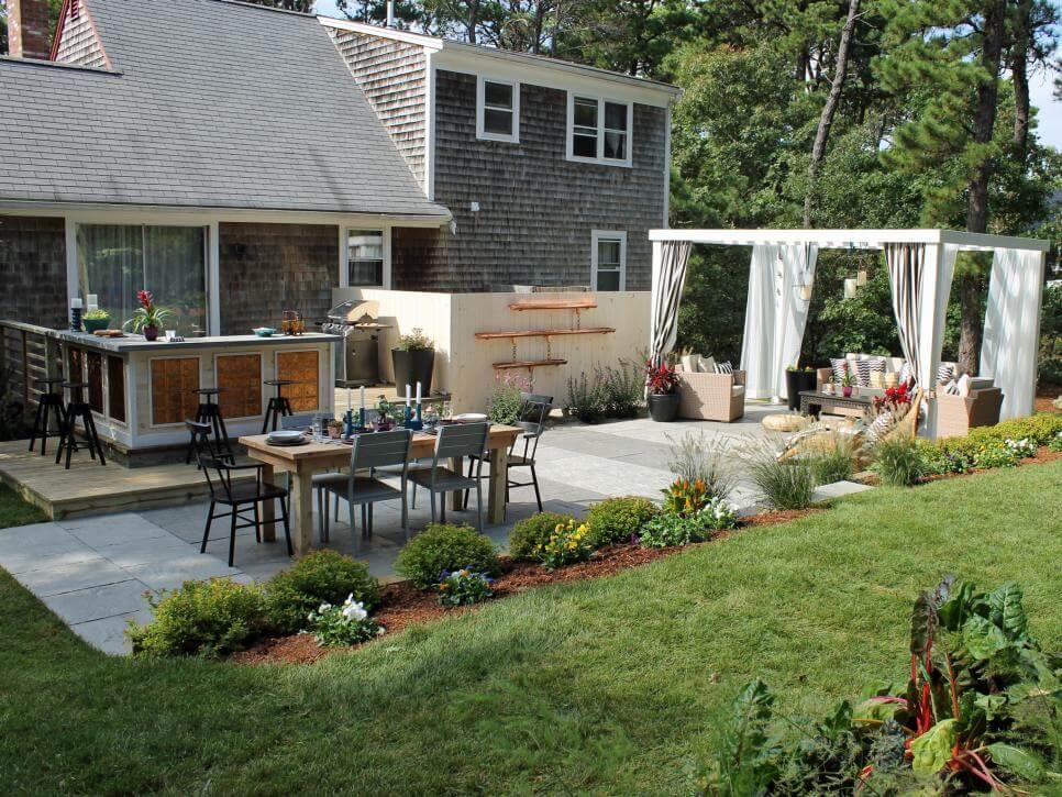 Garden 6 after