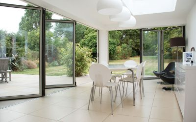 How to plan your extension with bi-fold doors